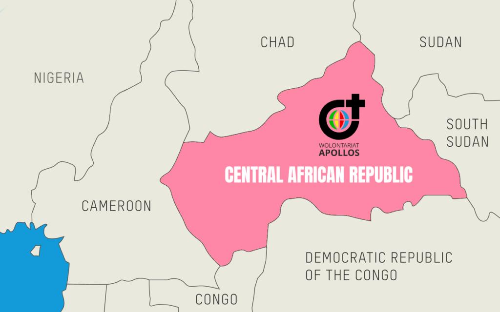 Apollos w Republice Środkowoafrykańskiej