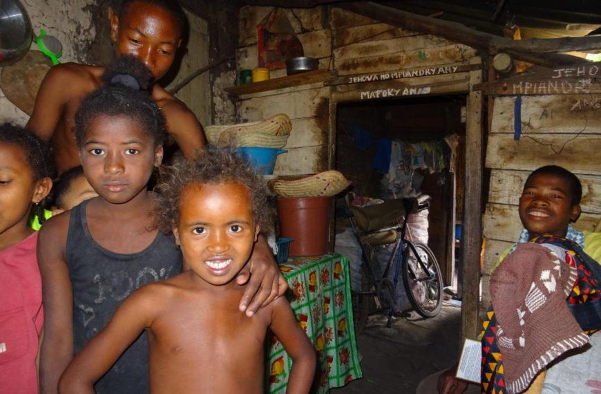 HAMAINO – po malgasku znaczy czułość