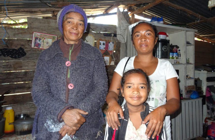Rodzina w dalekich krajach